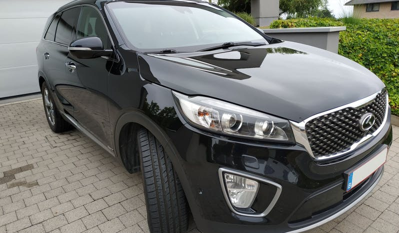 #58566 Kia Sorento 2015 Diesel vol