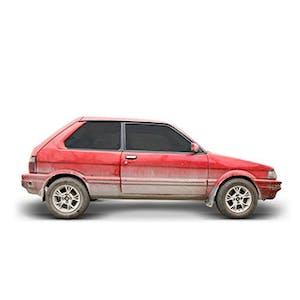 oude auto verkopen ongeval