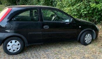 #58650 Opel Corsa 2001 Benzine vol