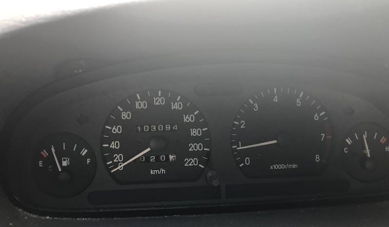 #60869 Daewoo Nubira 1997 Benzine vol