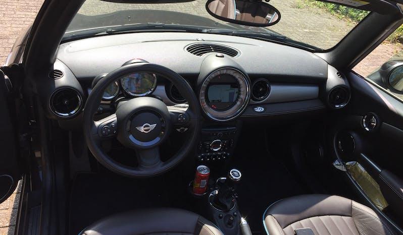 #60849 MINI Cabrio 2015 Diesel vol
