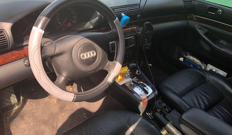 #59505 Audi A4 2001 Benzine vol