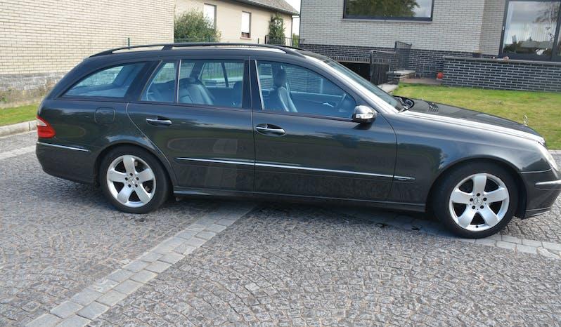 #60909 Mercedes-Benz E-Klasse 2004 Diesel vol