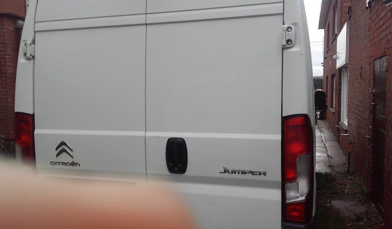 #61796 Citroen Jumper 2016 Diesel vol