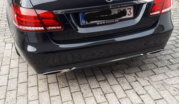 #69069 Mercedes-Benz E-Klasse 2013 Diesel vol