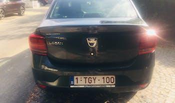 #60920 Dacia Logan II 2017 Benzine vol
