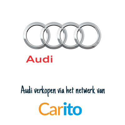 Audi auto verkopen via Carito