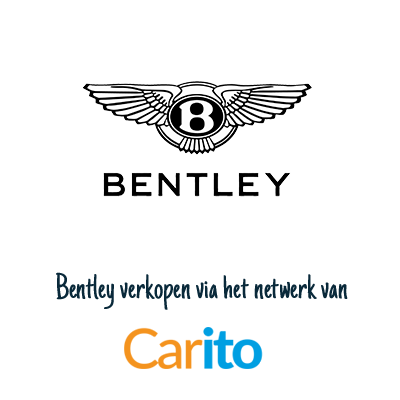 Bentley auto verkopen via Carito