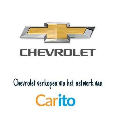 Chevrolet auto verkopen via Carito