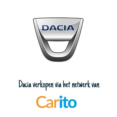 Dacia auto verkopen via Carito