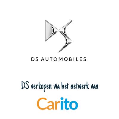 DS auto verkopen via Carito