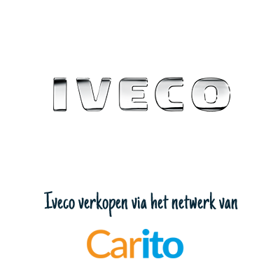Iveco auto verkopen via Carito