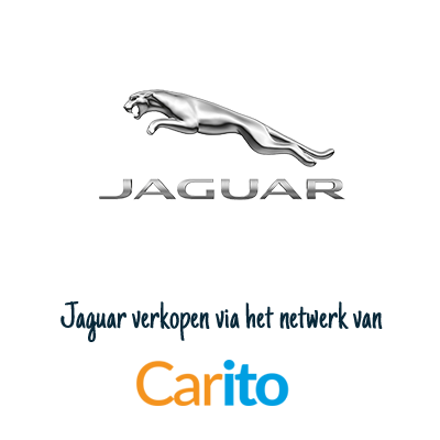 Jaguar auto verkopen via Carito