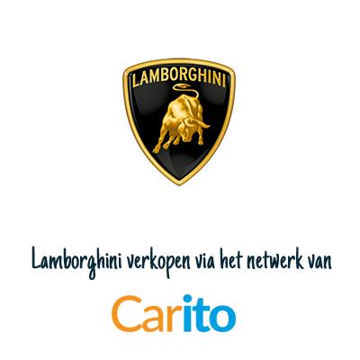 Lamborghini verkopen via Carito
