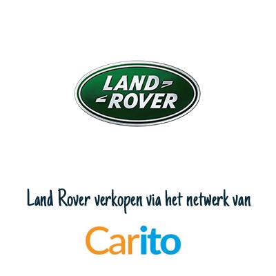 Land Rover verkopen via Carito