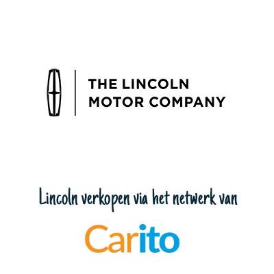 Lincoln auto verkopen via Carito