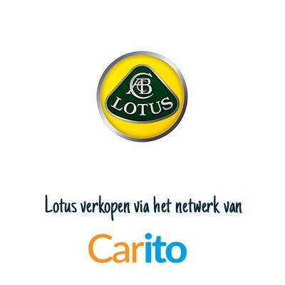 Lotus auto verkopen via Carito