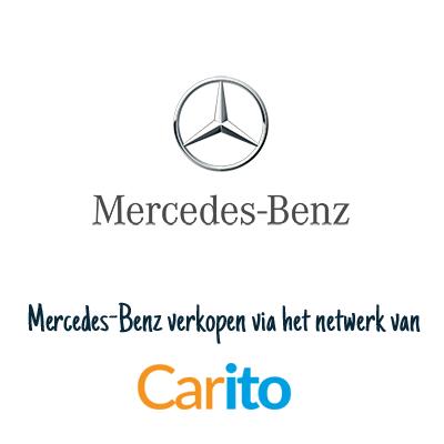 Mercedes-Benz auto verkopen via Carito