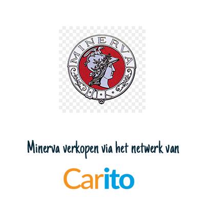 Minerva verkopen via Carito