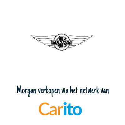 Morgan auto verkopen via Carito