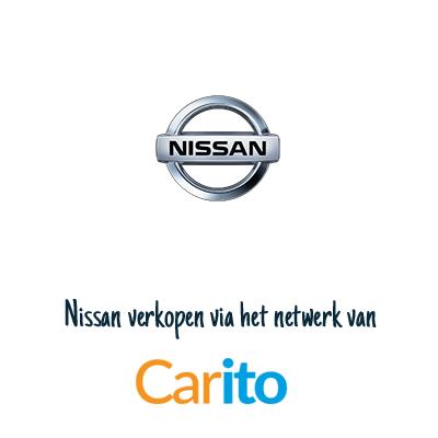 Nissan auto verkopen via Carito