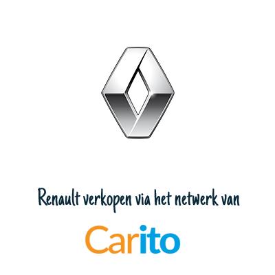 Renault auto verkopen via Carito