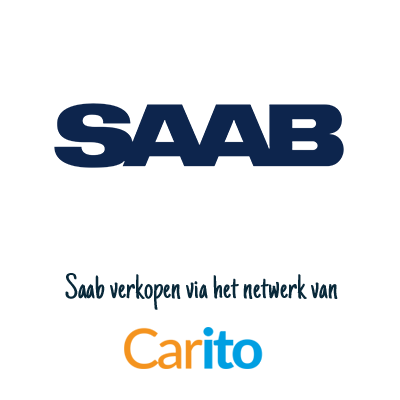 Saab auto verkopen via Carito