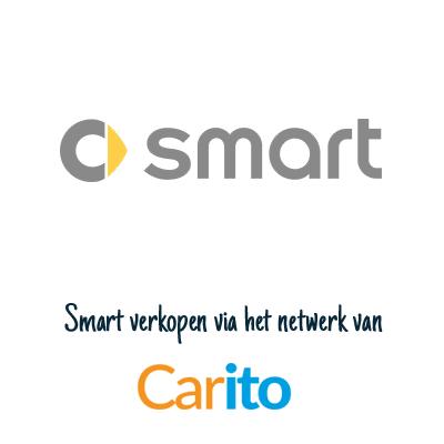 Smart auto verkopen via Carito