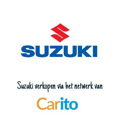 Suzuki auto verkopen via Carito