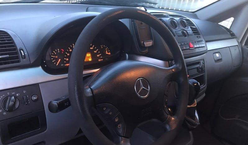 #84485 Mercedes-Benz Vito 2007 Diesel vol
