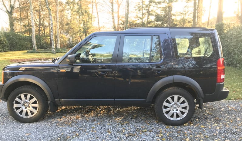 #84544 Land Rover Discovery 2005 Diesel vol