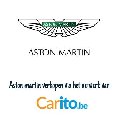 Aston martin verkopen via carito.com