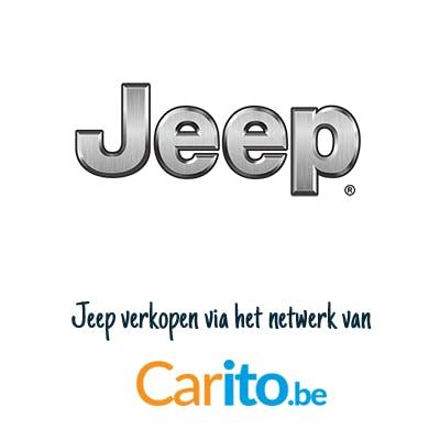 Jeep auto verkopen via Carito