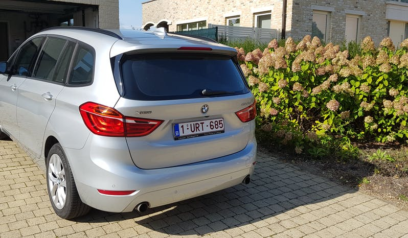 #84607 BMW 2-serie 2016 Diesel vol