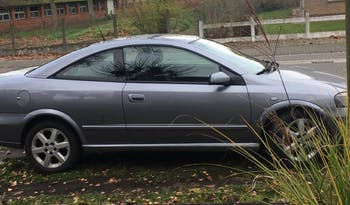 #84665 Opel Astra 2003 Benzine vol