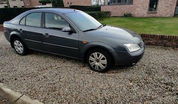 #88957 Ford Mondeo 2002 Diesel vol