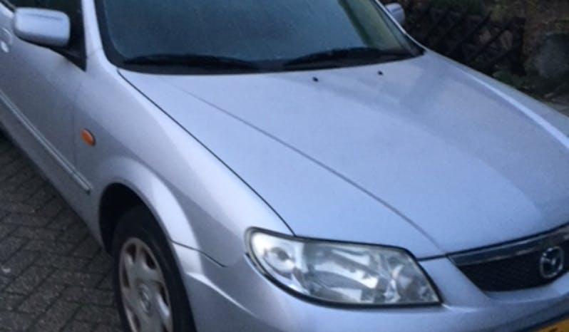 #87477 Mazda 323 2002 Benzine vol