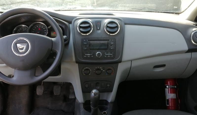 #90074 Dacia Logan 2014 Benzine vol