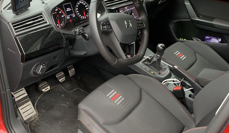 #90064 Seat Ibiza 2018 Benzine vol