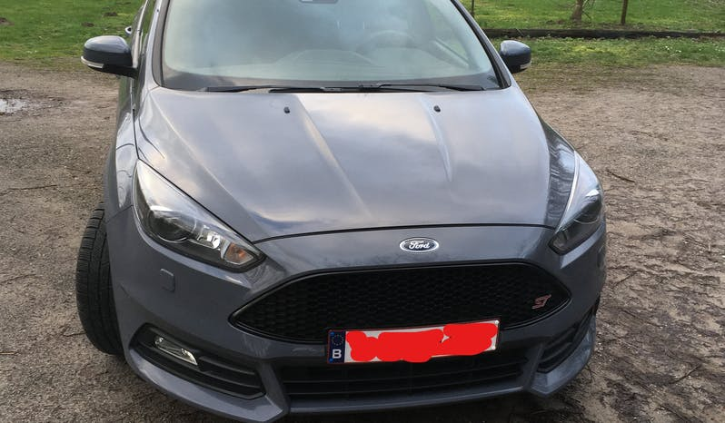 #90155 Ford Focus 2018 Benzine vol