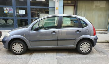 #90166 Citroen C3 2001 Benzine vol