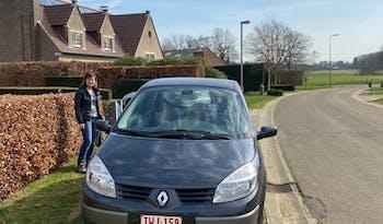 #90152 Renault Scenic 2006 Benzine vol