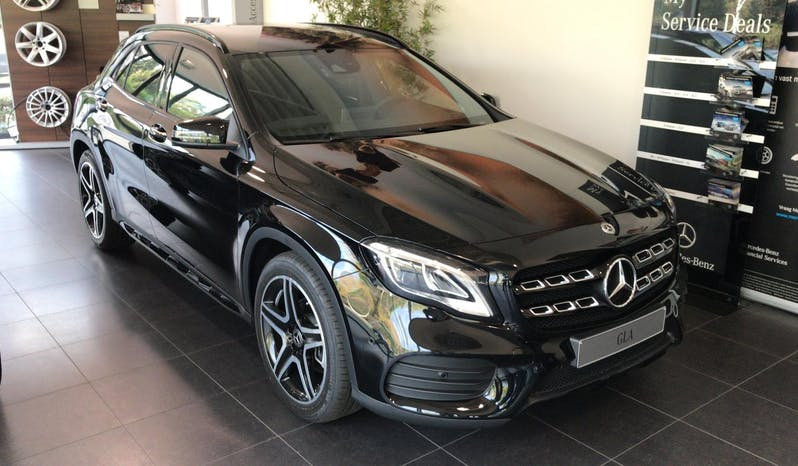 #90163 Mercedes-Benz GLA-Klasse 2018 Diesel Vol