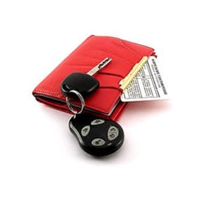 document vente voiture